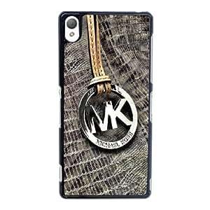 Michael Kors MK Brand Logo For Sony Xperia Z3 Custom Cell Phone Case Cover 99ER040794