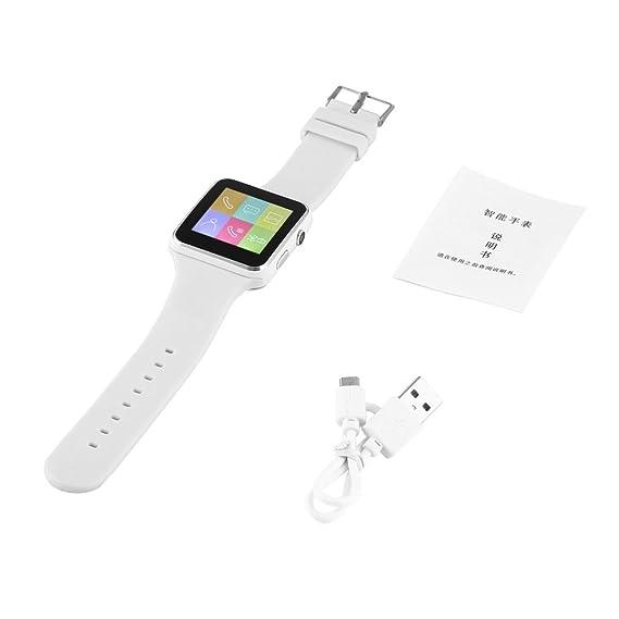 Amazon.com: Wireless Bluetooth Smart Watch 1.54 Inch X6 ...