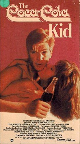 THE COCA-COLA KID (VHS) 1985-1986