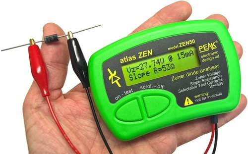 Atlas ZEN50 Diode Tester