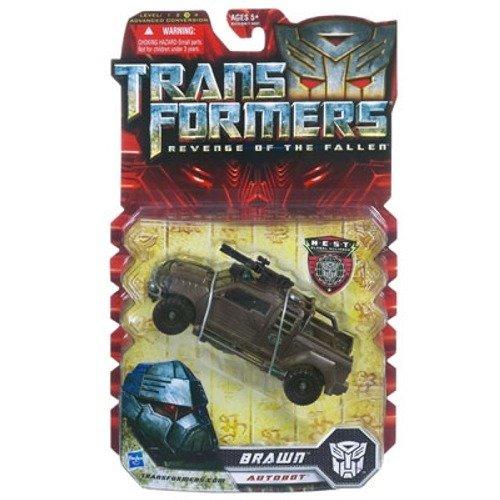 Hasbro Transformers 2 Revenge of The Fallen Movie 2010 Series 2 Deluxe Action Figure Brawn