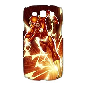 Design Snap-on Comic and TV Series The Flash Grant Gustin Cool Hard Plastic Protective Durable Back Case Shell for Samsung Galaxy S3 I9300 Case-4