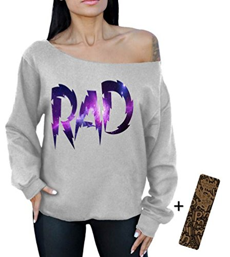 Rad Off the Shoulder Oversized