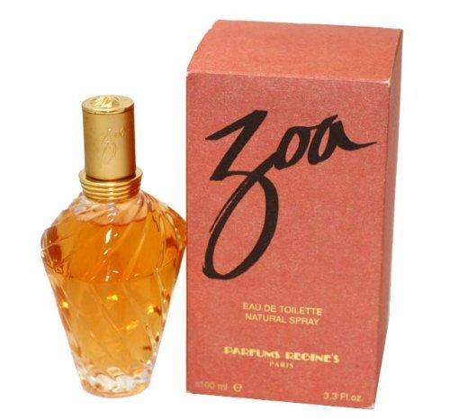 Regines Zoa Eau de Toilette Spray for Women, 3.3 Ounce