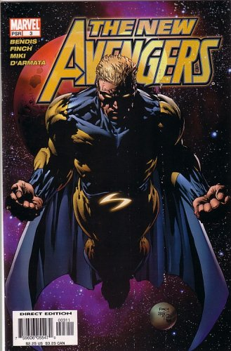Read Online The New Avengers, #3 (Comic Book): Breakout, Part Three pdf