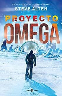 Proyecto Omega par Steve Alten