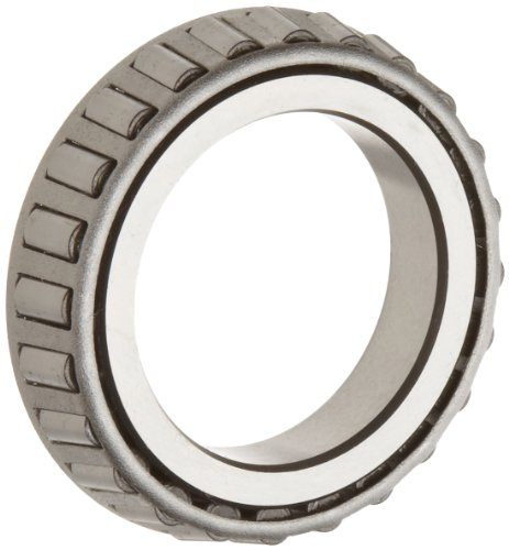 Timken 13889 Tapered Roller Bearing, Single Cone, Standard Tolerance, Straight Bore, Steel, Inch, 1.5000