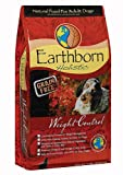 Earthborn Holistic Weight Control Natural Dry Dog Food Grain Free — 14 lbs