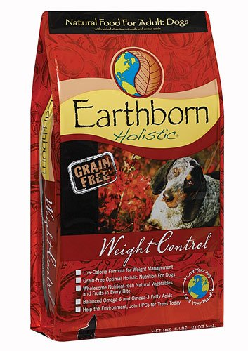 Earthborn Holistic Weight Control Natural Dry Dog Food Grain Free -- 14 lbs