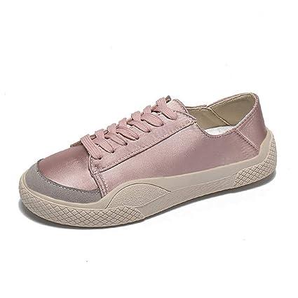 14559c9c38456 Amazon.com: YXB Women's Deck Shoes Classic Shoes Low-Top Casual ...
