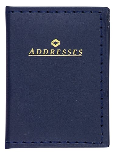 MeadWestvaco Address Book Assorted Colors