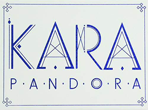 Price comparison product image Kara - Pandora [Japan CD] POCS-22021
