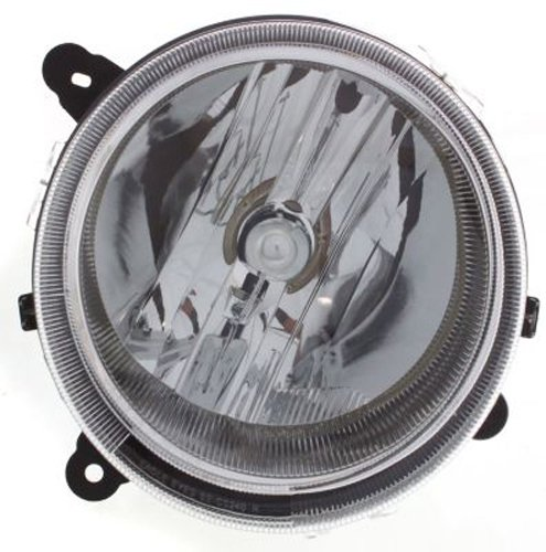 Depo 333-1180R-AF Headlight Assembly (JEEP CMPASS 07-10/PATRIOT 07-16 W/O LEVLING SYSTEM PASSENGER SIDE NSF)