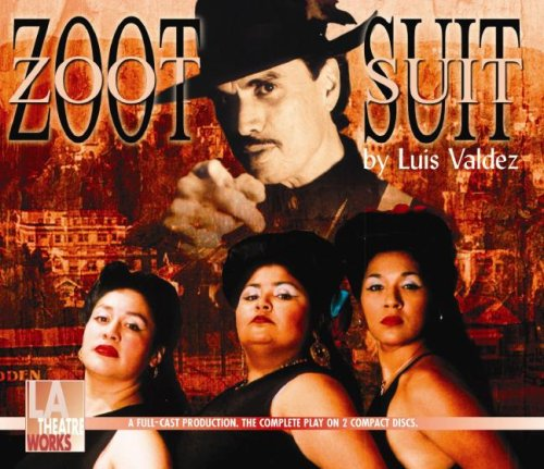 - Zoot Suit (Library Edition Audio CDs) (Audio Theatre Series.)