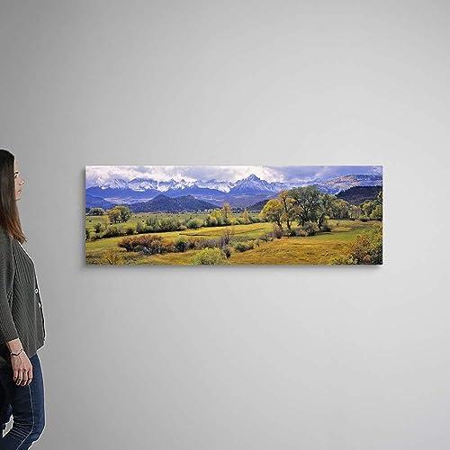 Colorado Canvas Wall Art