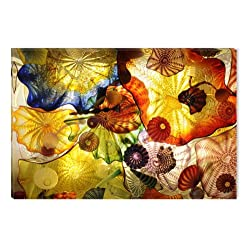 Startonight Canvas Wall Art Feeling Hypnotic Abstract, Abstract USA Design for Home Decor, Dual View Surprise Artwork Modern Framed Ready to Hang Wall Art 31.5 X 47.2 Inch 100% Original Art Painting!