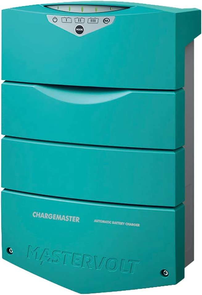 Mastervolt ChargeMaster Plus Battery Charger - 24V-40A-3-Bank