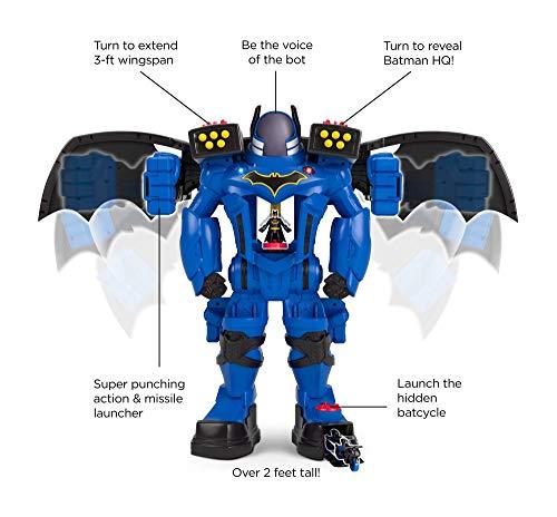 Fisher-Price Imaginext DC Super Friends, Batbot Xtreme