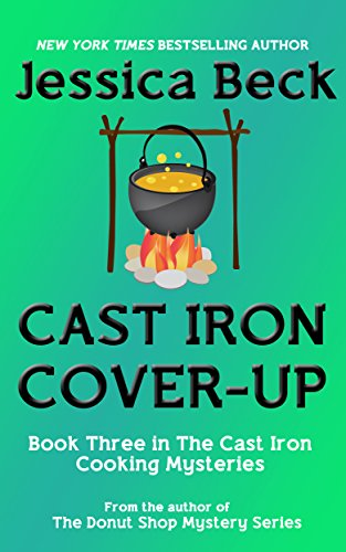 book cover of Cast Iron Cover-Up