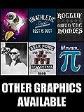 Hanes Men's Graphic Tee-Humor, Unathletic