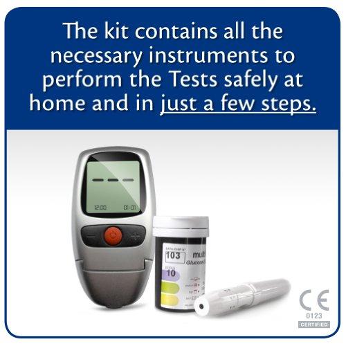 Buy cholesterol home tests