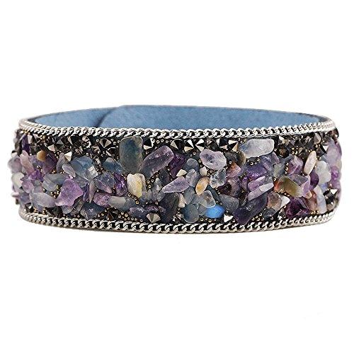 winters-secret-lint-bangle-style-purple-natural-detritus-stone-multicolor-button-adjustable-wrap-bra