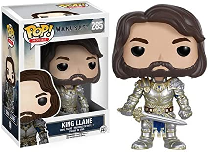 Funko Pop Vinyl Figure World of Warcraft-Lothar