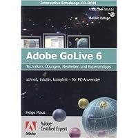 Schulungs-CD GoLive 6 - PC-Version - Techniken, Übungen, Neuheiten und Expertentipps