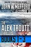 The Alex Troutt Thrillers: Books 1-3 (Redemption Thriller Series Box Set Book 1)