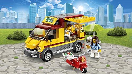 LEGO- City Furgone delle Pizze, Multicolore, 60150 3 spesavip