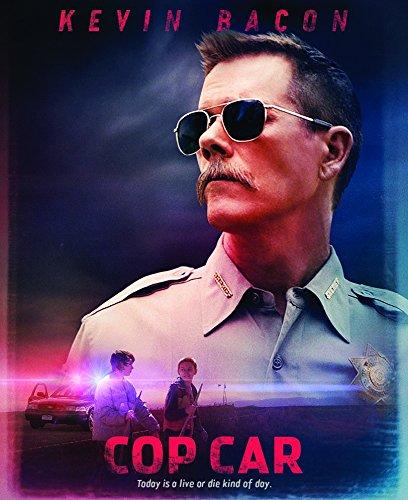 DVD : Cop Car (Snap Case, Slipsleeve Packaging)