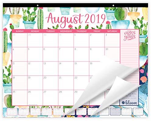 bloom daily planners 2019 Calendar Year Desk or Wall Calendar - 21