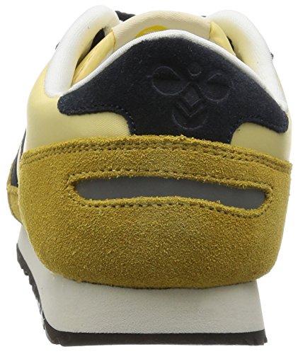 Hummel Reflex Nyhavn - Zapatillas Unisex adulto Amarillo - Gelb (Yellow Cream 5148)