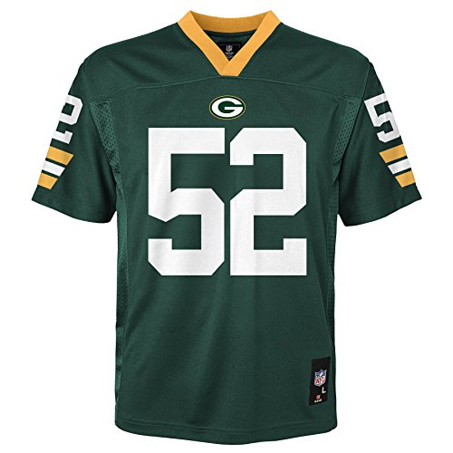 Used, NFL Youth Boys 8-20 Clay Matthews Green Bay Packers for sale  Delivered anywhere in USA