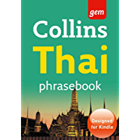 Collins Gem Thai Phrasebook and Dictionary (Collins Gem)