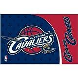 Hunter Cleveland Cavaliers NBA Licensed Neoprene Pet Bowl Mat