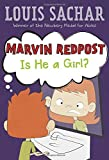 Is He A Girl? (Marvin Redpost 3, paper)