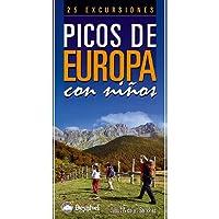 Picos de Europa con niños - 25 excursiones (Guias De Excursionismo)