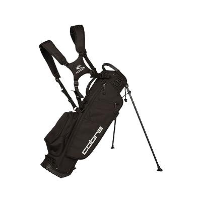 Cobra Golf 2017 Megalite Bolsa de Soporte (Negro): Amazon.es ...