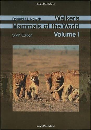 Walker's Mammals of the World (2-Volume Set)