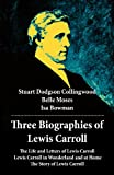 Front cover for the book The Life and Letters of Lewis Carroll by Stuart Dodgson Collingwood
