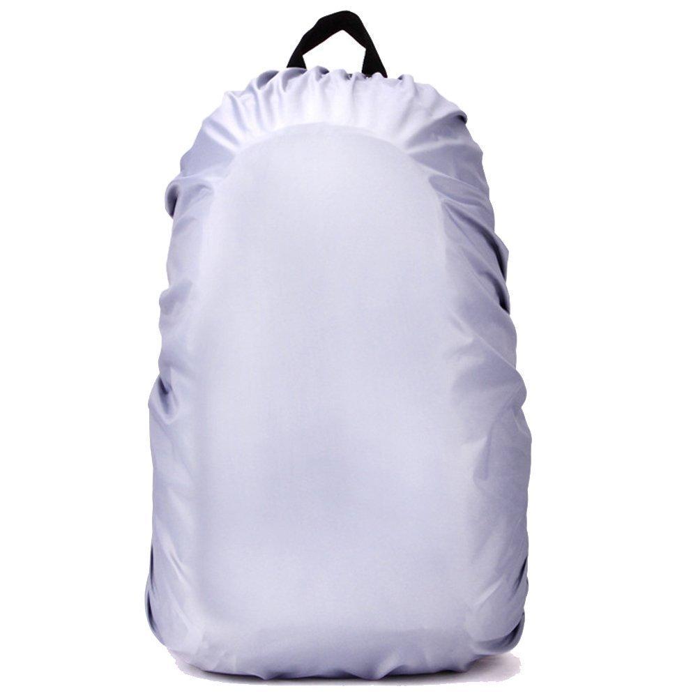 HugeStore 70L Waterproof Camping Hiking Rucksack Bag Rainproof Cover for Backpack Hot Pink