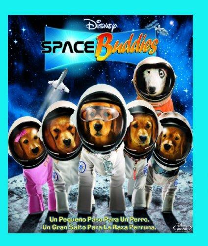 Space Buddies [Blu-ray] [Import espagnol]