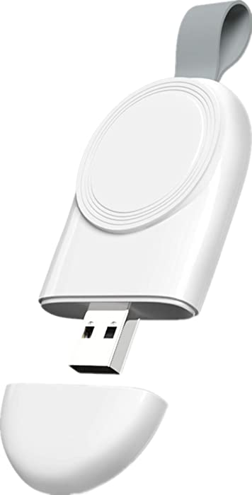 Updated 2021 – Top 10 Apple Watch Portable Charger Keychain