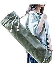 Bolsa Yoga Funda Esterilla Yoga Bolsas y portabebés para Yoga Esterilla y Bolsa de Yoga Bolsas de Yoga para Mujeres Juego de esteras y Bolsas de Yoga