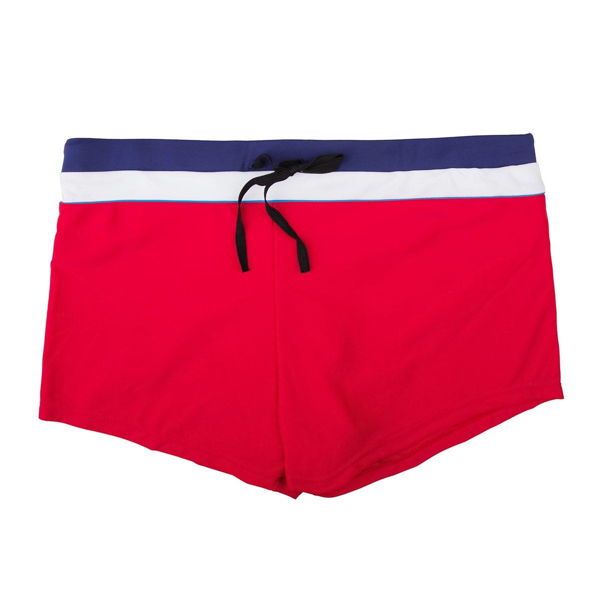 Elemar Herren Shorts Short Badeshorts Badehose Freizeitshorts marineblau XXL-5x