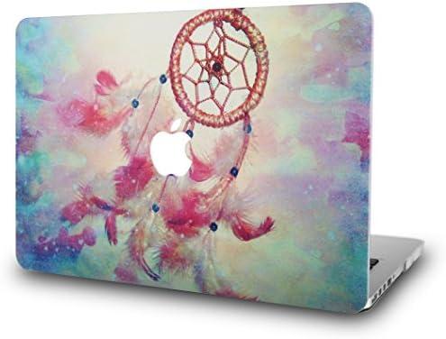 KECC MacBook Plastic Colorful Feather
