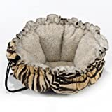 Buttercup Nest Dog Bed Color: Safari Microvelvet For Sale