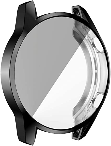 zrshygs TPU Protective Case Full Cover Frame Protector for Huawei Watch GT2 46mm Watch: Amazon.co.uk: Kitchen & Home