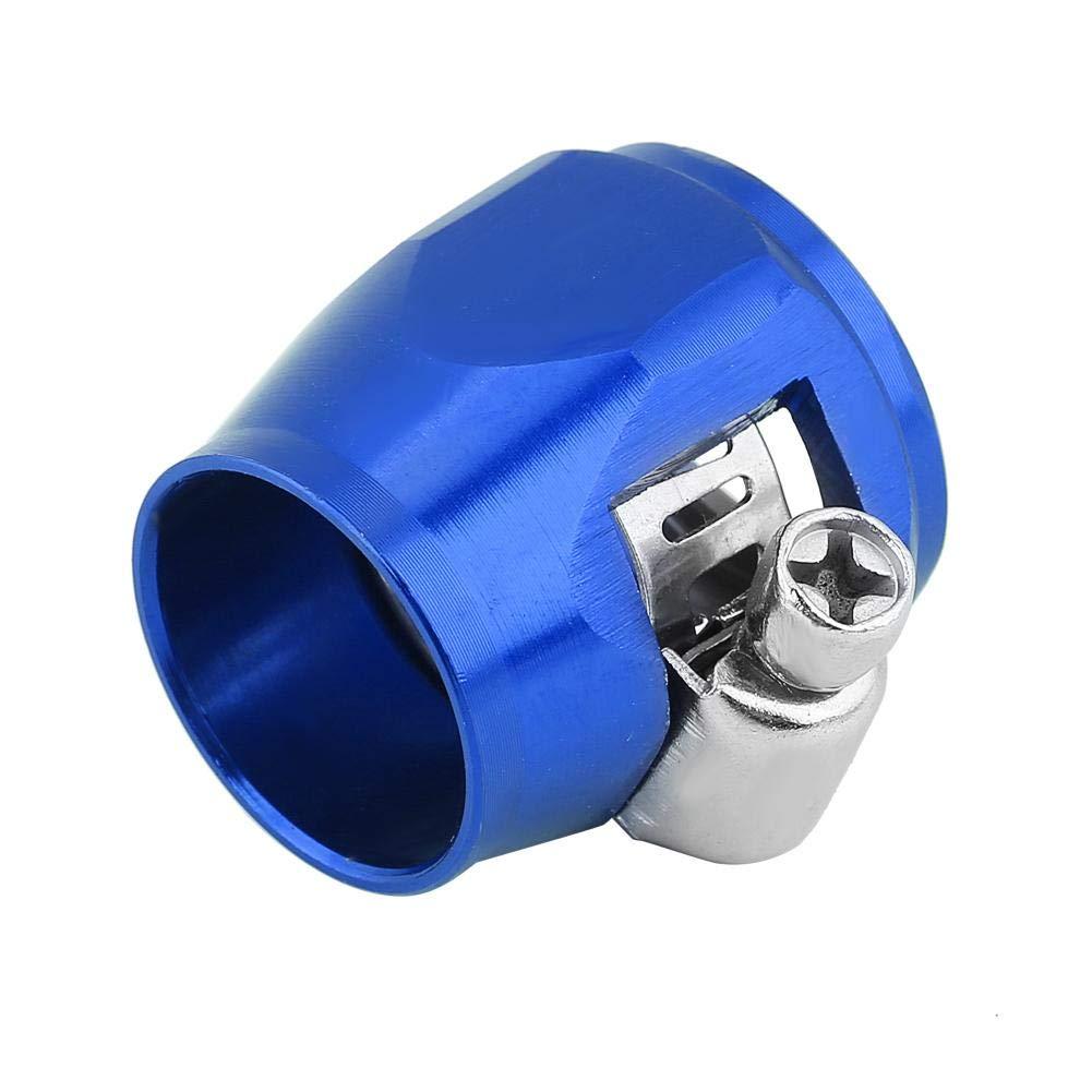 AN6 15mm Black KIMISS Universal Universal Car Oil Fuel Line Clip Morsetto Accessori per raccordi Water Line Clip Hose Connectors